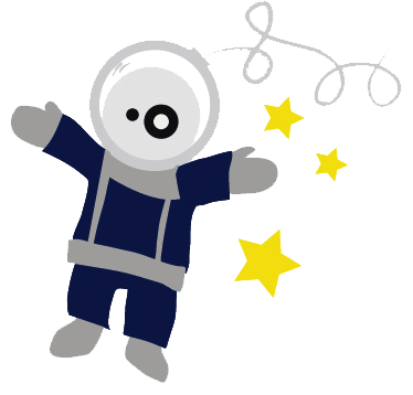 asilo nido l'astronauta